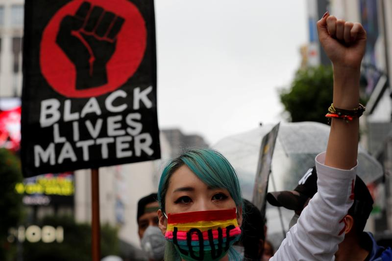 Report Says Federal Government Targeted Black Lives Matter Protesters in Attempt to Discourage Movement