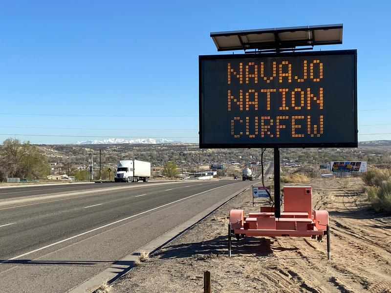 Navajo Nation Orders New Three-Week Stay-at-Home Lockdown for Entire Reservation as Coronavirus Cases Rise