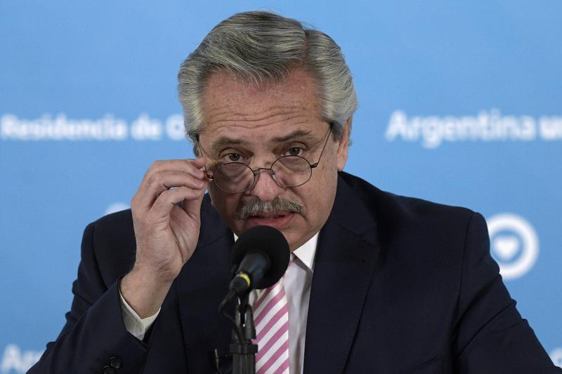 Argentina, Mexico to produce AstraZeneca COVID-19 vaccine