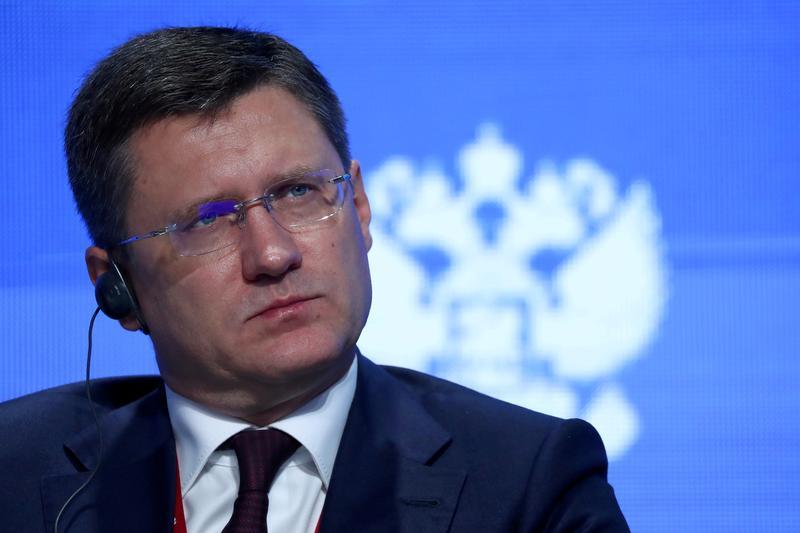 OPECプラス、17日に減産合意順守巡り協議=ロシア・エネ相