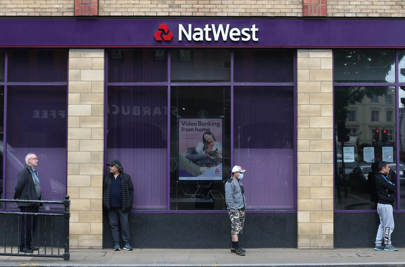 NatWest taps five billion pounds in Bank of England COVID funds - Reuters India