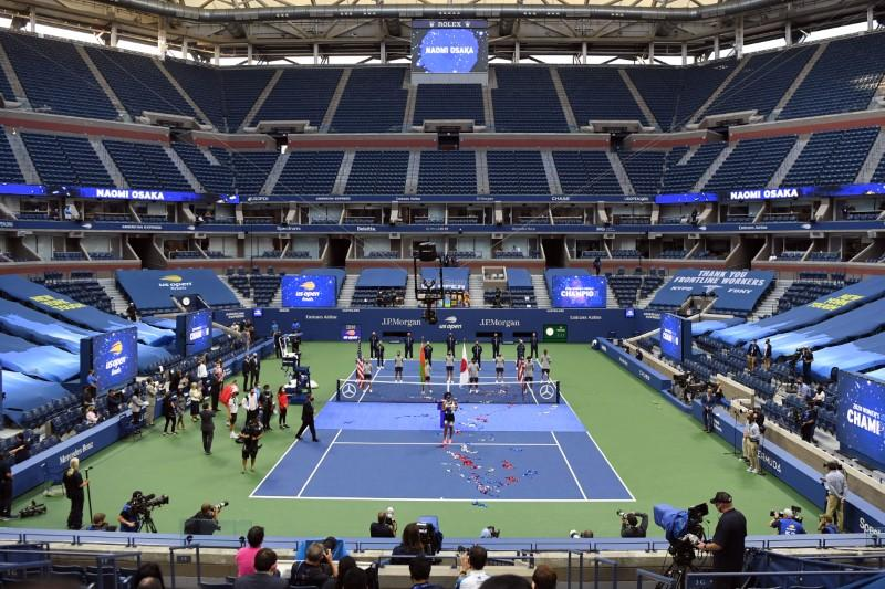 U.S. Open Offers Glimpse of Tennis' Future in Coronavirus Era