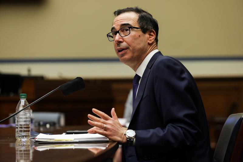 Treasury's Mnuchin, Fed's Jerome Powell to Testify before Senate Panel on Sept. 24 on Coronavirus Relief