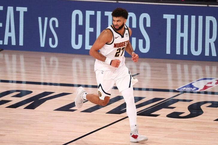NBA=ナゲッツがクリッパーズ下し、西地区決勝へ   ロイター