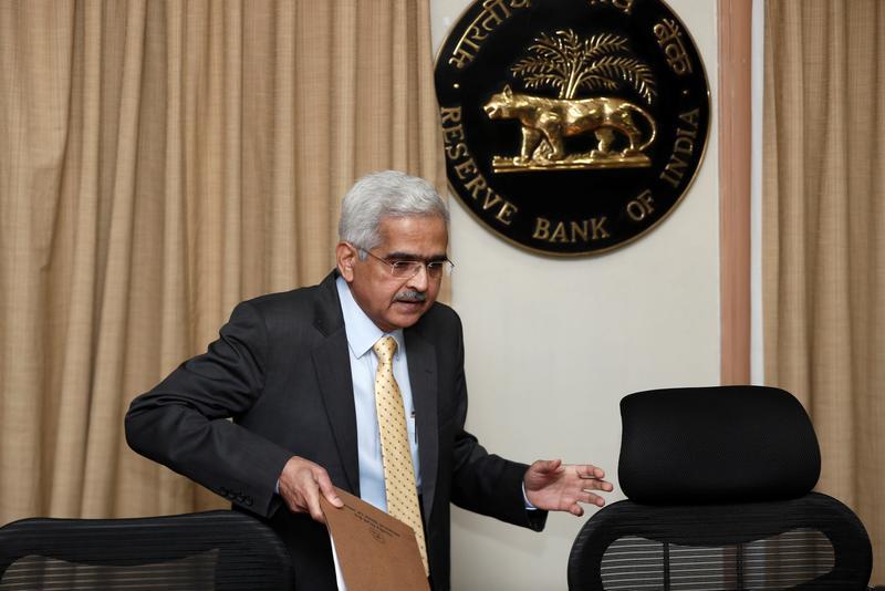 RBI chief says India