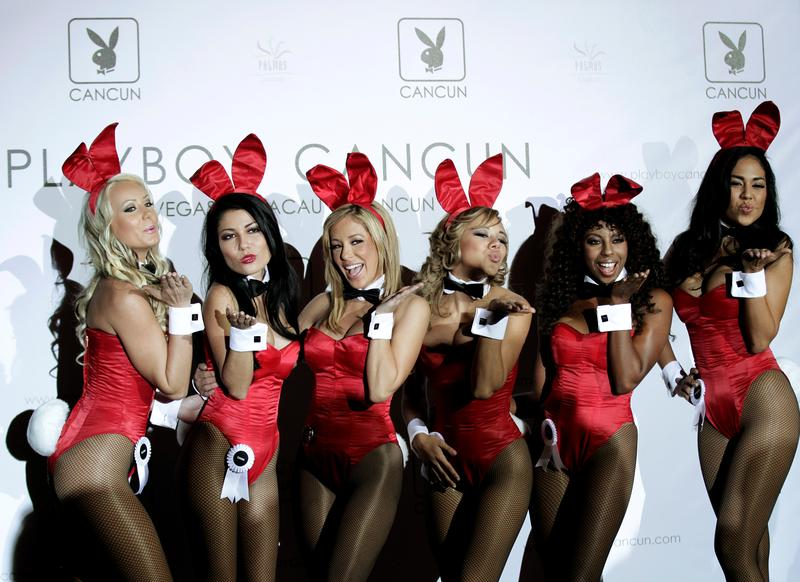 Exclusive: Playboy explores deal to return to the stock market