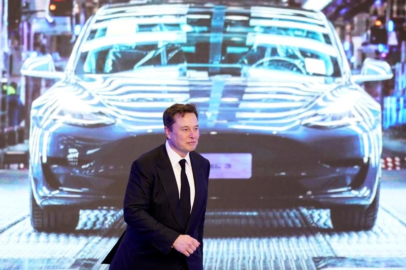 Musk says record Tesla vehicle deliveries possible in third quarter