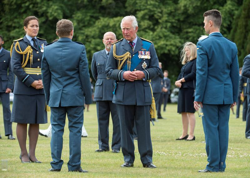 Military-style Marshall Plan needed to combat climate change, says Prince Charles - Reuters
