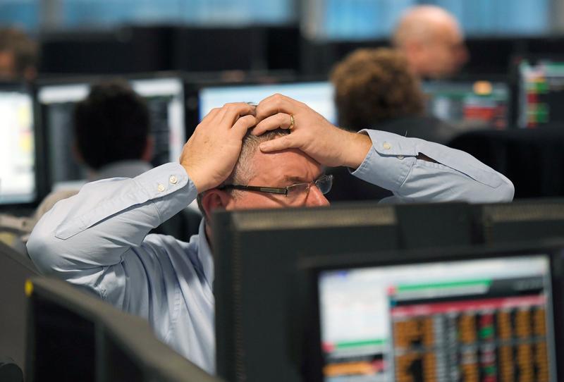 Investors brace for months of big market swings as virus, political worries loom
