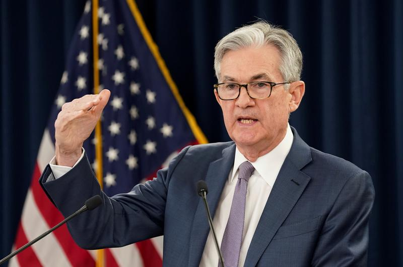 Fed's Powell says central bank committed to using all tools to help recovery