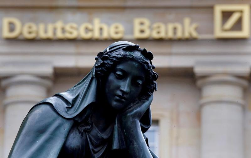 Exclusive: Deutsche Bank to close 20% of German branches in coronavirus shift