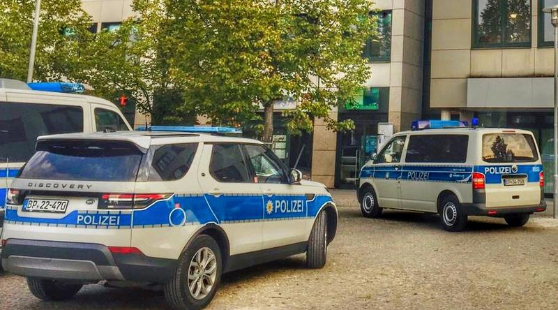 German Police Detain 20-year-old Syrian Suspected of Stabbing, Killing Tourist
