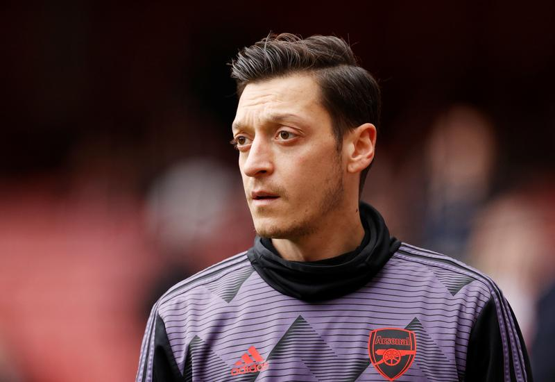 Difficult for Ozil to break into evolving Arsenal side: Arteta - Reuters UK