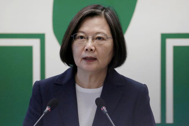 Caught in China-US trade war, Taiwan offers support to chipmakers - Reuters