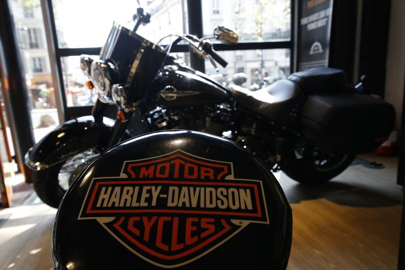 Harley books $75 million in fresh restructuring costs, exits India