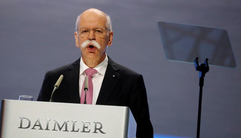Image of article 'Daimler Investors push for independent chairman as Zetsche bows out'