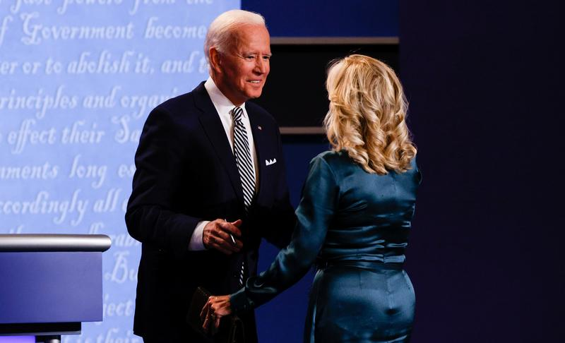 Biden campaign raises its biggest hourly sum as first presidential debate ends