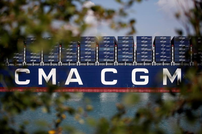 Shipping line CMA CGM suspects data breach from cyber attack