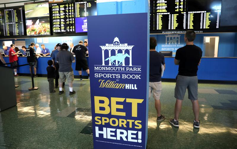 Caesars to buy William Hill for $3.7 billion in sports-betting drive |  Reuters