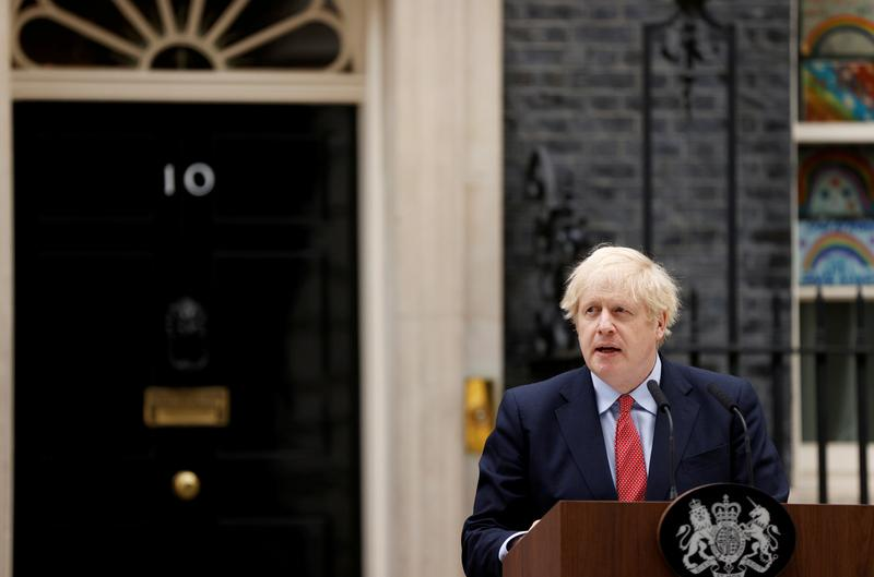 Image of article 'Johnson doesn't want a no-deal Brexit but can live with it'