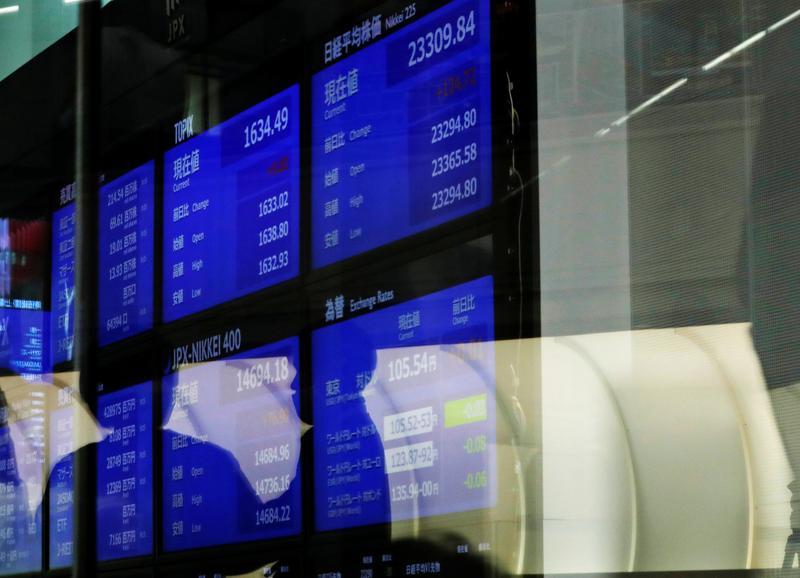 U.S. stock futures rise on Trump's health progress – Reuters
