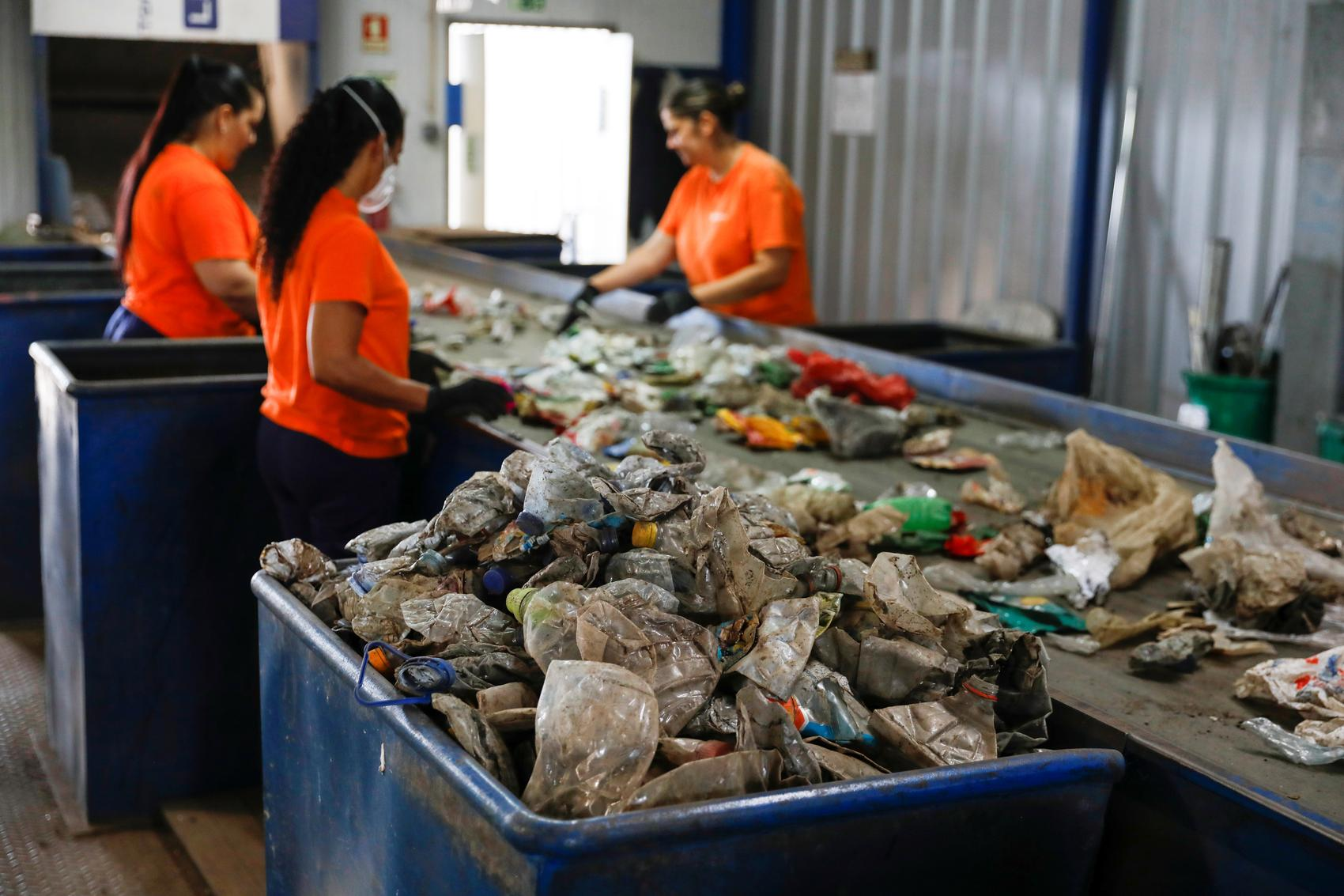 Special Report: Plastic pandemic - COVID-19 trashed the recycling dream