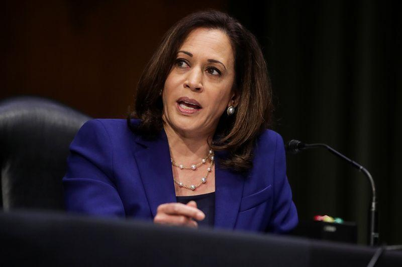 Fact Check Fabricated Kamala Harris Tweet On Removing Cop Account From Instagram Reuters
