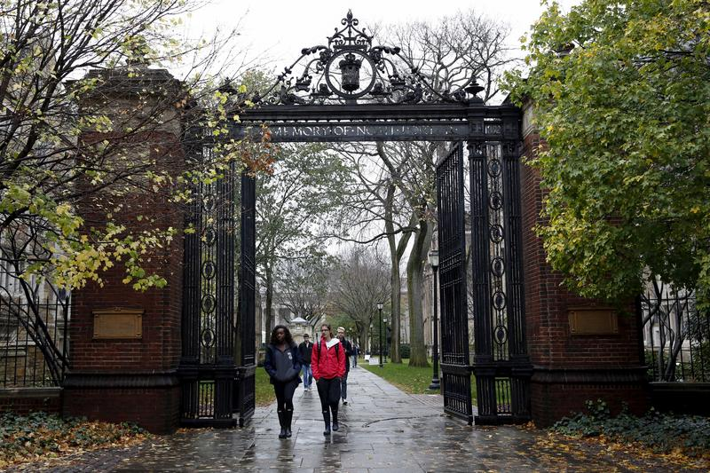 www.reuters.com: U.S. sues Yale for alleged bias against Asian and white applicants