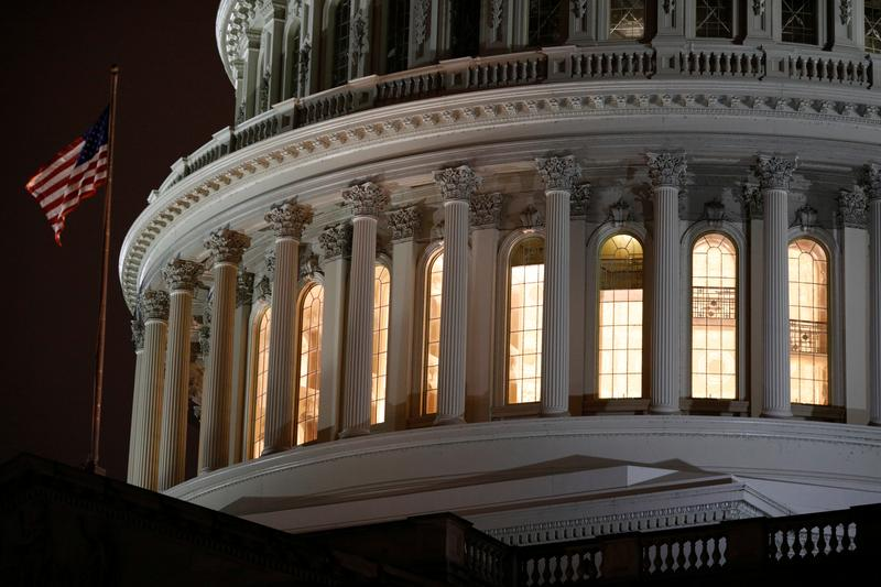 米追加経済対策、大統領選前の合意は期待薄=共和上院トップ
