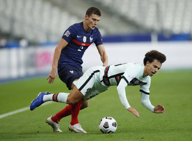 France and Portugal in a goalless stalemate | FR24 News English