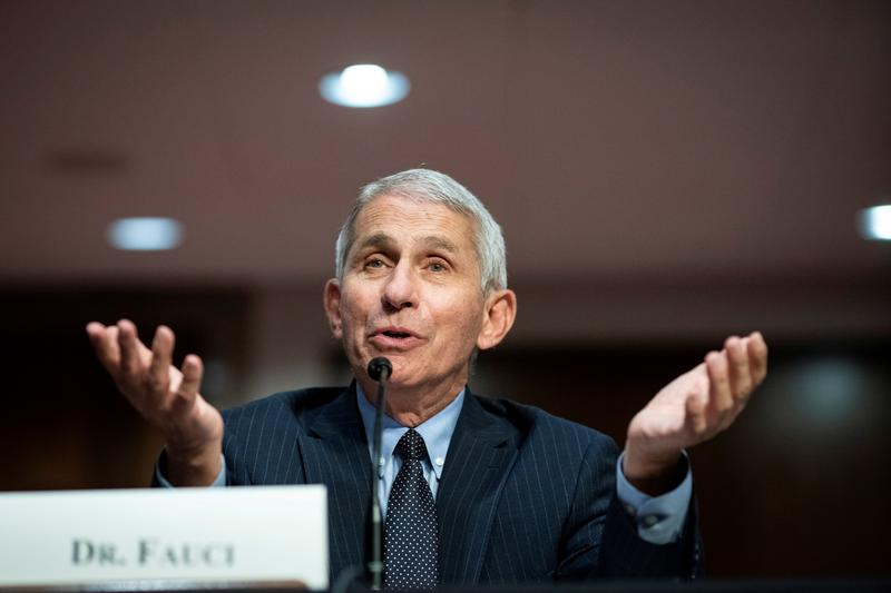 Coronavirus expert Fauci says Trump campaign ad should be removed