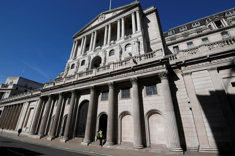 Bank of England says bank buffer may need reworking to handle crises - Reuters India