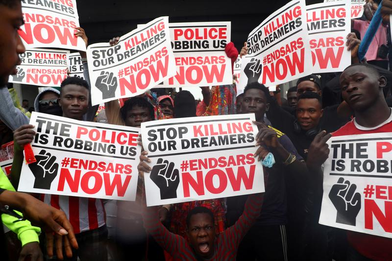 Nigerian Christians Say Country's End SARS Protests Are Not Like America's Black Lives Matter Protests