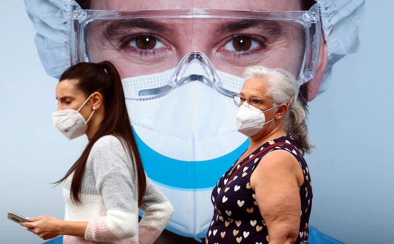 Europe crosses 150,000 daily coronavirus cases mark, a week after reporting 100,000 daily cases
