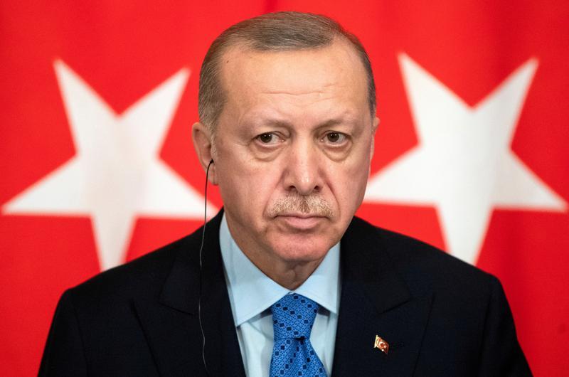 Erdogan tells Trudeau suspension of drone exports is against alliance spirit - Reuters India
