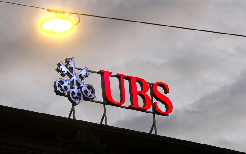 UBS quarterly profit doubles, a crescendo for CEO Ermotti's swan song