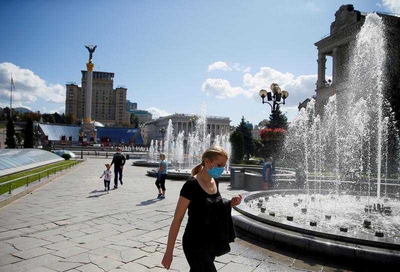 Ukraine may face new jump in coronavirus cases: minister - Reuters