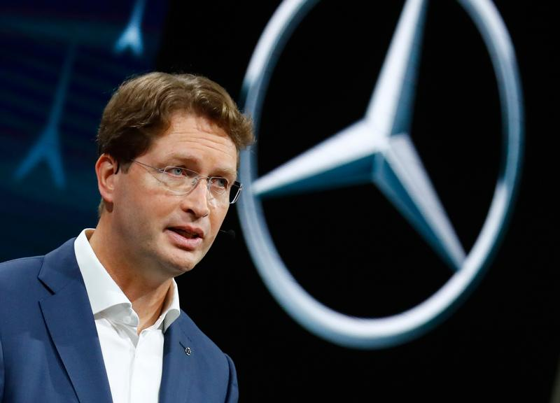 Daimler chief eyes China growth as trade tensions rise