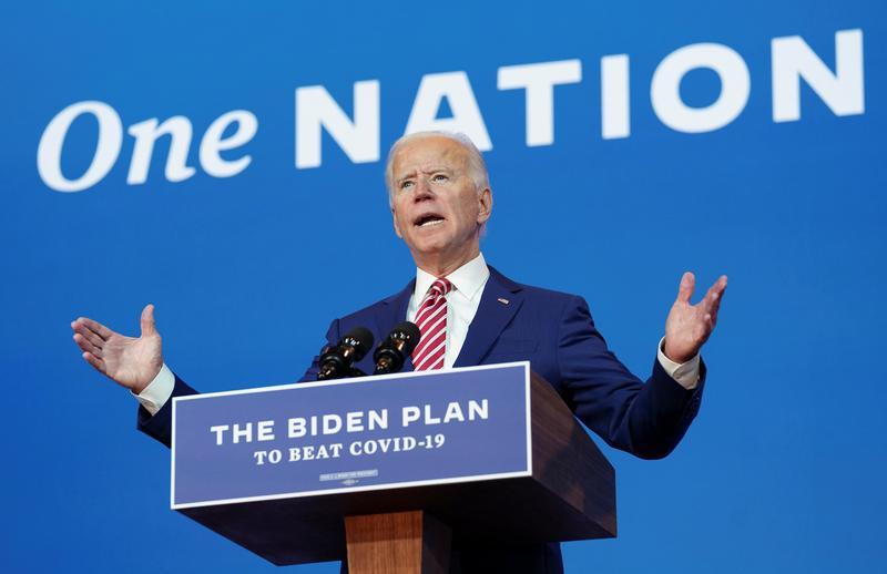 www.reuters.com: Exclusive: Biden wins major union endorsement in final days of White House race