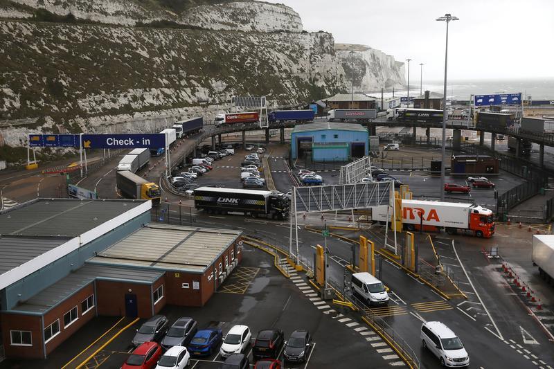 'It'll be carnage': British companies dread a Brexit border breakdown