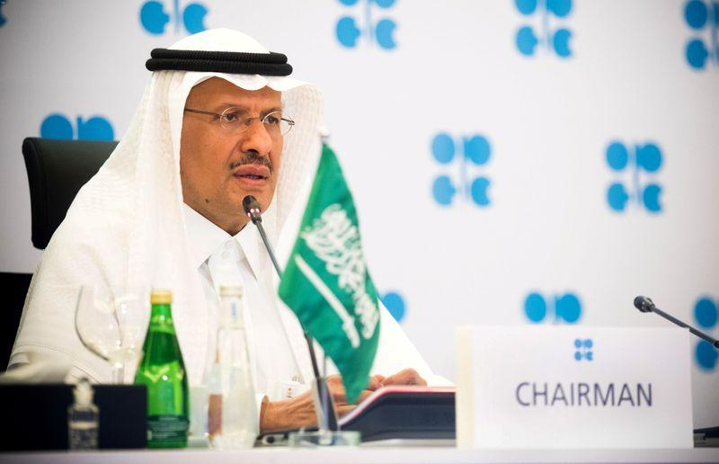 Saudi energy minister says the worst is over for oil market