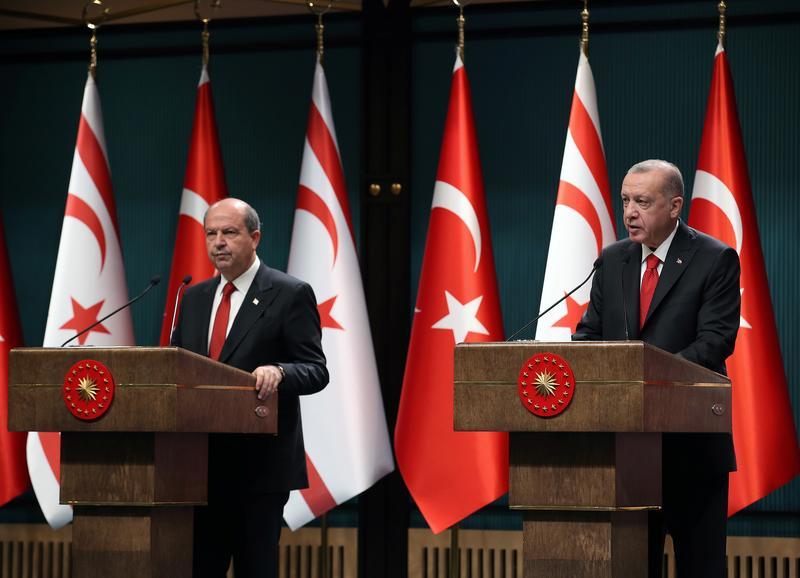 PARAMETRI TRENUTNIH RAZGOVORA SU NEODRŽIVI! Erdogan: Vrijeme je za dvodržavno rješenje na Kipru!