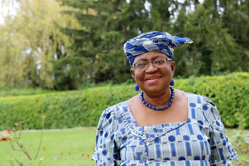 EU backs Nigerian candidate for WTO leadership, EU official says
