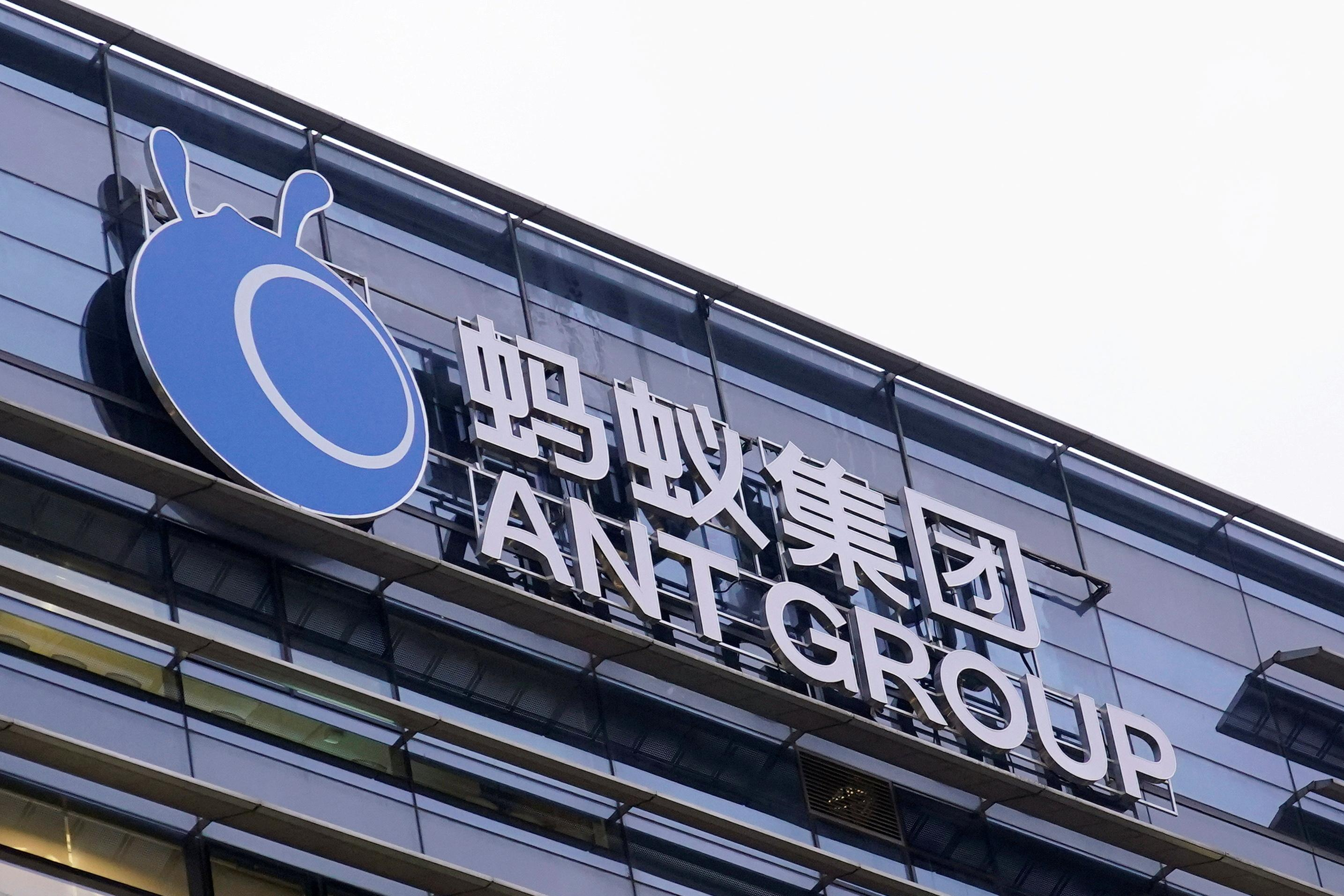 Ant Group to close Hong Kong institutional book early amid 'overwhelming' demand for IPO - sources