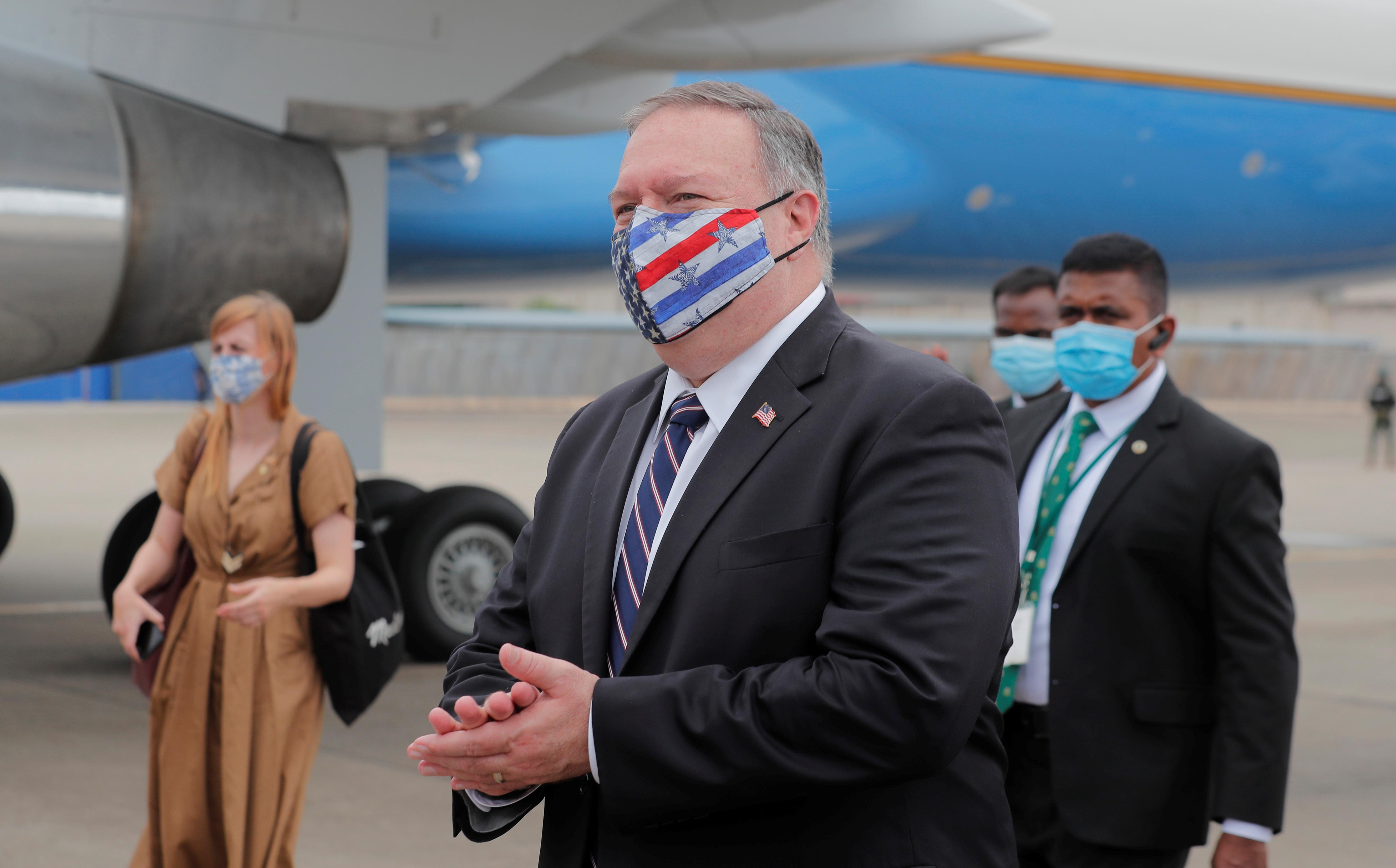 Pompeo to stop in Vietnam during Asia tour