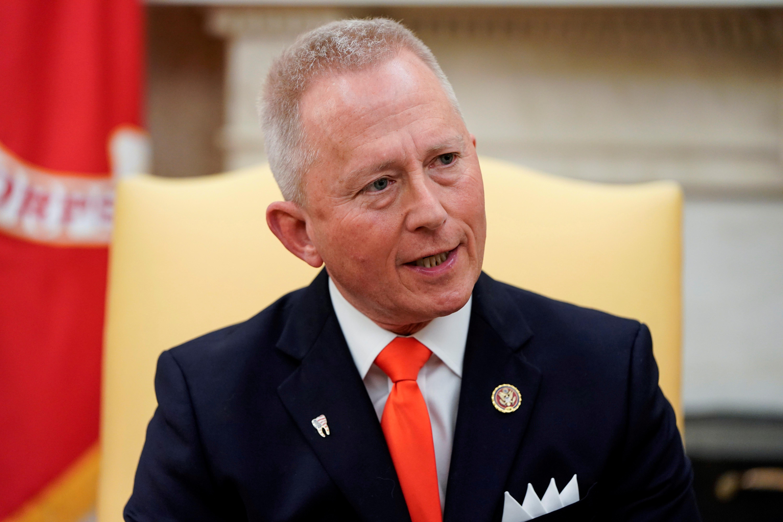 New Jersey congressman Van Drew, who ditched Democrats for Trump, battling to keep seat