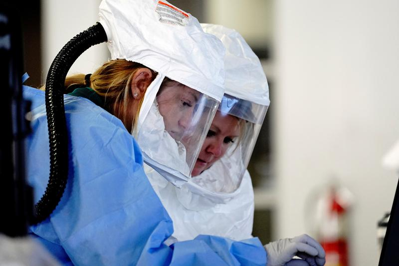 U.S. breaks daily record for coronavirus cases with over 91,000 new infections - Reuters
