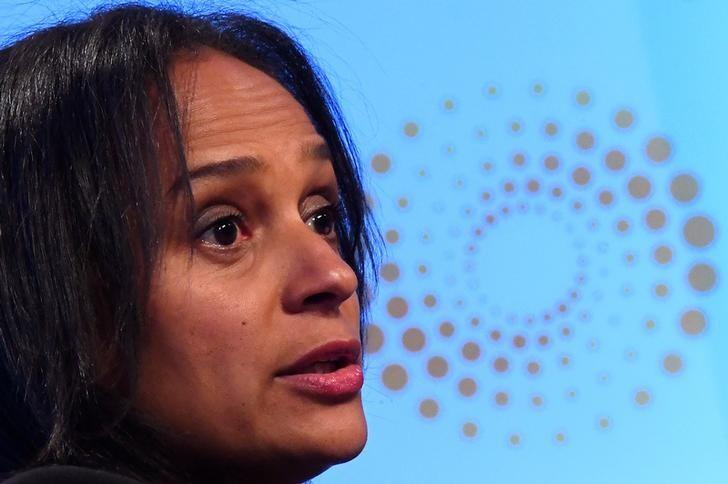 Congolese husband of Angola's Isabel dos Santos dies in diving accident: colleague, relatives