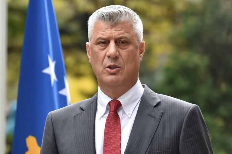 Kosovo President Thaci Arrested, Moved to The Hague to Face Charges of War Crimes