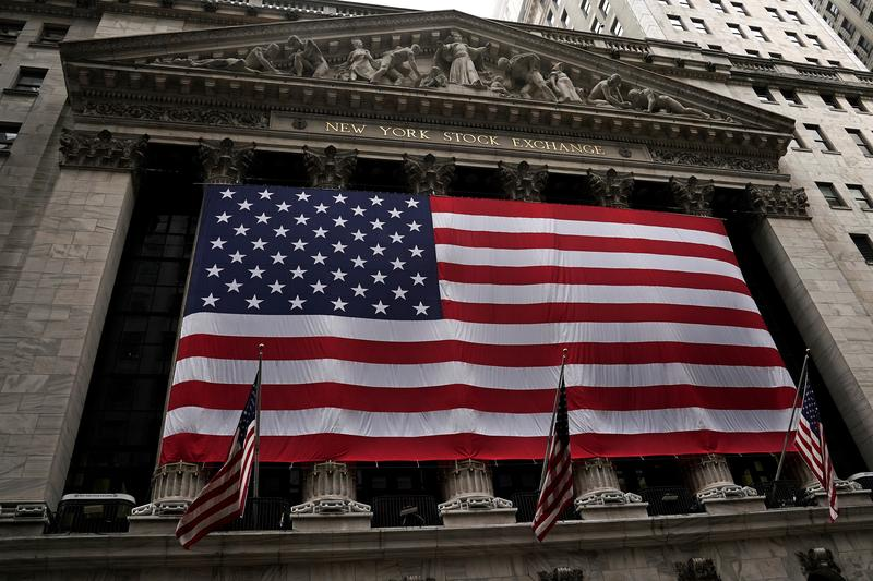 US STOCKS-Wall St rallies on bets for divided U.S. Congress Fed holds steady – Reuters